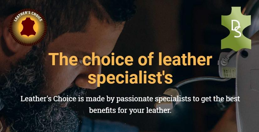 DS-Leder & Sattlerbedarf - Leather's Choice