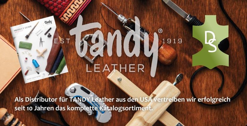 DS-Leder & Sattlerbedarf - TANDY Leather