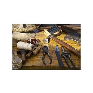 Lederwerkzeuge
