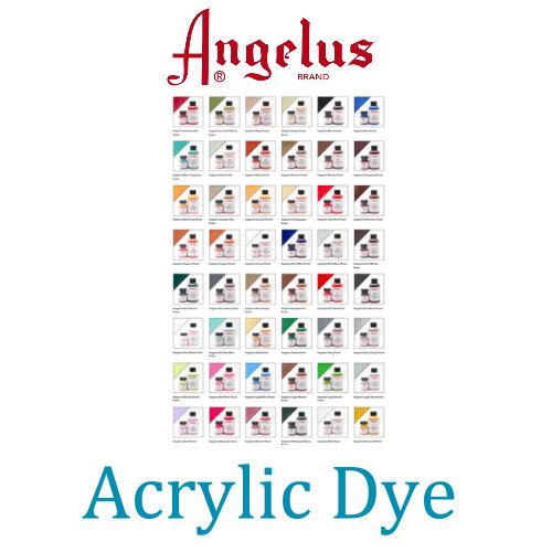 Angelus Acrylic Dye 118ml
