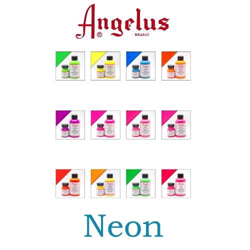 Angelus Acrylic Dye NEON 118ml