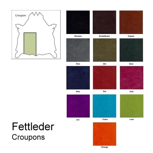 Fettleder Croupons
