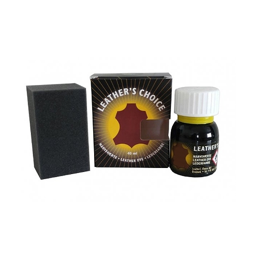 Leather's Choice - Leather Dye - 40ml