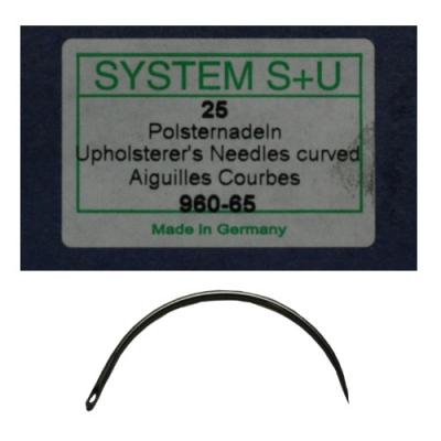 Polsternadel 65mm - Päckchen mit 25 Nadeln