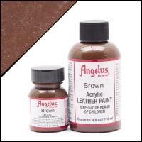 ANGELUS Acrylic Dye, 118ml, brown