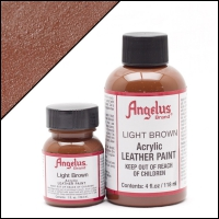 ANGELUS Acrylic Dye, 118ml, light brown