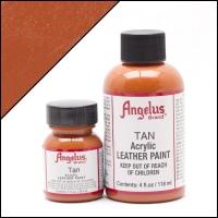 ANGELUS Acrylic Dye, 118ml, tan