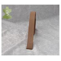 Lederriemen, Gürtelriemen aus Rindvollleder Soft Bom Foggy - wood