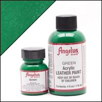 ANGELUS Acrylic Dye, 118ml, green