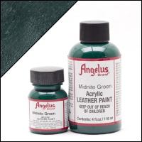 ANGELUS Acrylic Dye, 118ml, midnite green