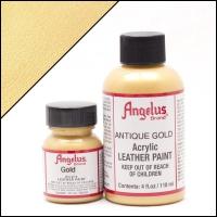 ANGELUS Acrylic Dye, 118ml, gold