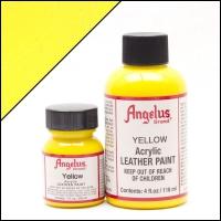 ANGELUS Acrylic Dye, 118ml, yellow