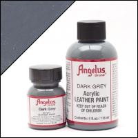 ANGELUS Acrylic Dye, 118ml, dark grey