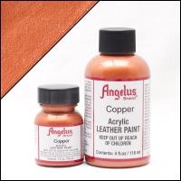 ANGELUS Acrylic Dye, 118ml, copper
