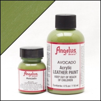 ANGELUS Acrylic Dye, 29,5ml, avocado