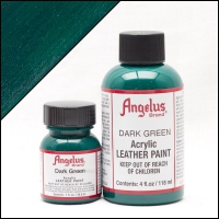ANGELUS Acrylic Dye, 29,5ml, dark green