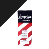 ANGELUS Leather Dye, 88ml, jet black