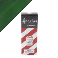 ANGELUS Leather Dye, 88ml, kelly green