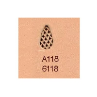Punzierstempel IVAN - A118