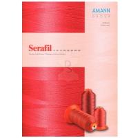 Amann Serafil - Farbkarte