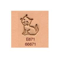 Punzierstempel IVAN - E671