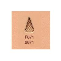 Punzierstempel IVAN - F871