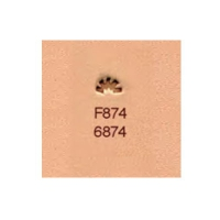 Punzierstempel IVAN - F874