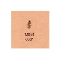 Punzierstempel IVAN - M881