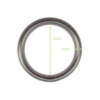 O-Ring aus Edelstahl - 25mm