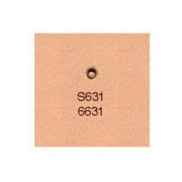 Punzierstempel IVAN - S631