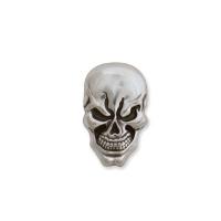 Skull Concho Screwback 11/16