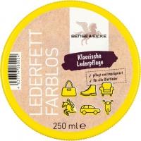 B & E Lederfett farblos, 250 ml