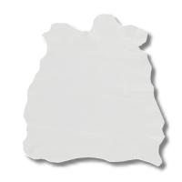 Lammnappa - weiß