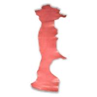 Blankleder Flanken pink - 1,5 - 1,7 mm