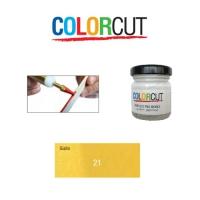 COLORCUT Kantenfarbe - giallo