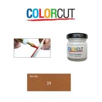 COLORCUT Kantenfarbe - nocciola