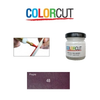 COLORCUT Kantenfarbe - prugna