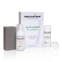 COLOURLOCK® Glattleder Pflegeset - stark