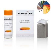 COLOURLOCK® Leder Fresh Nachtönungs- und Pflegeset