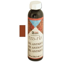 ECO-Flo GEL ANTIQUE 235ml, SaddlTan