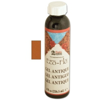 ECO-Flo GEL ANTIQUE 235ml, Tan