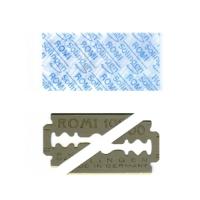 Ersatzklingen für Ledermesser und Ledermesser
