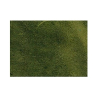 Zuschnitt Fettnubuk CLASSIC - 30cm x 40cm - olive green