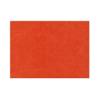 Zuschnitt Fettnubuk CLASSIC - 30cm x 40cm - orange