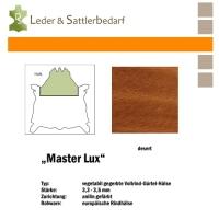 Vollrind-Gürtel-Hals Master Lux - desert