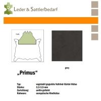 Vollrind-Gürtel-Hals PRIMUS - grey