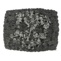 Gürtelschließe Skull
