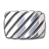 Gürtelschließe Steel