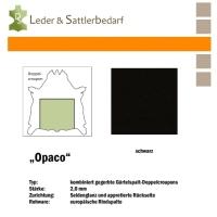 Gürtelspalt Croupon - 2,0 mm - schwarz