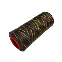 Handnähgarn BASIC, gewachst, multicolor